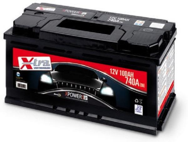 Akumulator za avtomobil